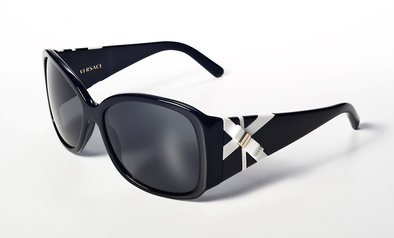 Versace Sunglasses - Product Photo on White Background